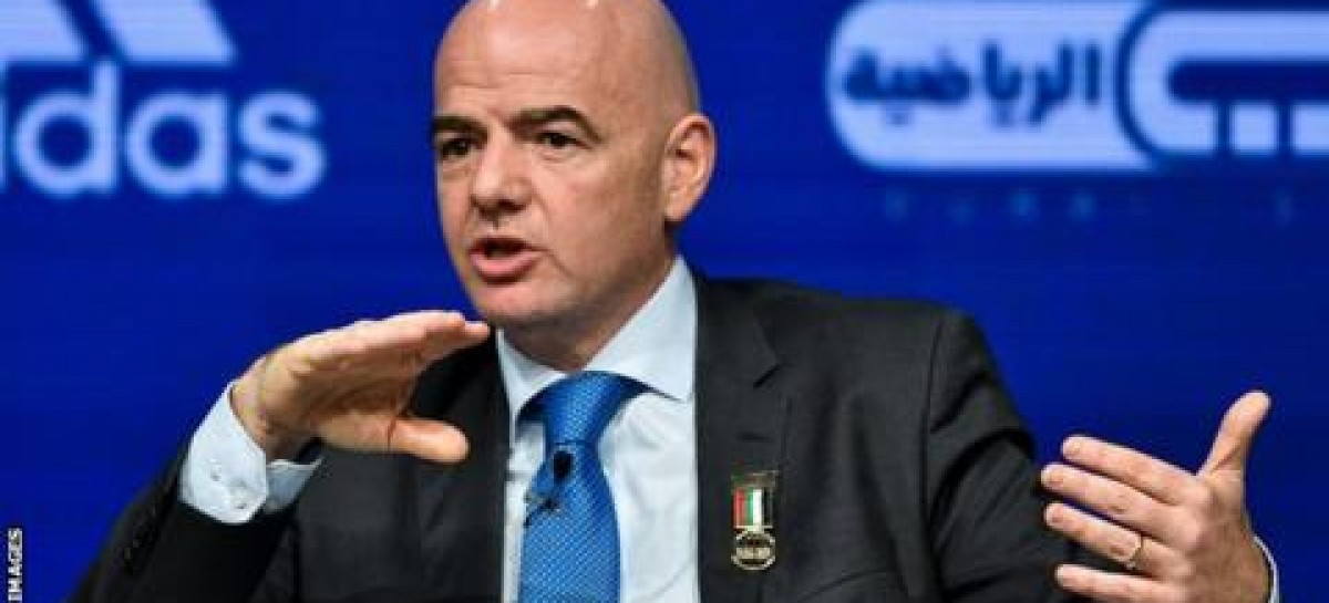 World Cup: Fifa to expand competition to 48 teams after vote
