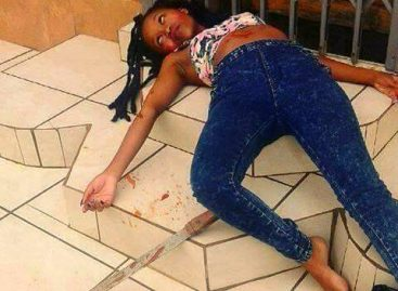 Friends watch South African girl die doing the #Deadpose challenge