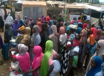 Military jet kills '50 civilians' in Borno IDP camp