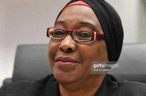Dr Jamila Shu'ara takes over as Permanent Secretary of Federal Ministry of Education