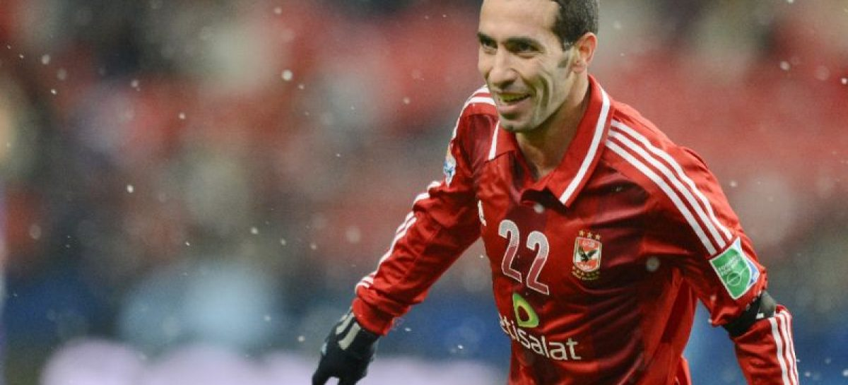 Egypt brands soccer legend, Mohamed Aboutrika, a terrorist