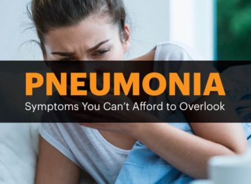 Pneumonia symptoms, risk factors & natural treatments
