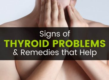 Symptoms of thyroid, problems & remedies
