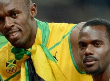 I want to be a top footballer, Bolt insists