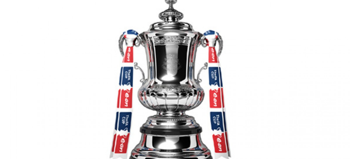 the english fa cup fixtures