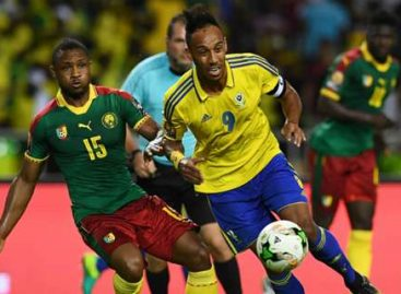 AFCON 2017 results for Sunday