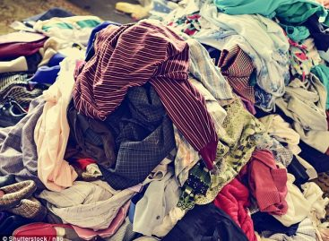 Family killed by own stash of clothes in Spain