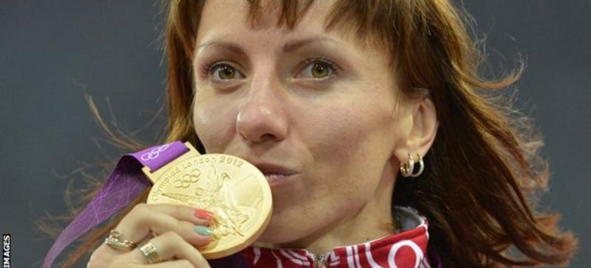 Mariya Savinova: Russian London 2012 gold medallist stripped of title