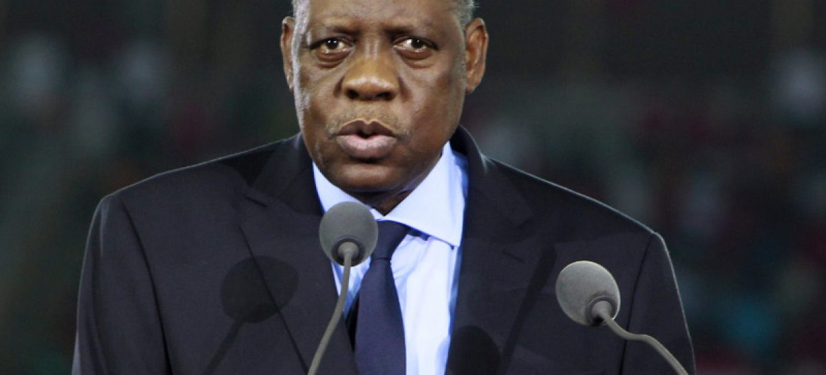 NFF rejects Hayatou's 8th term bid for CAF Presidency
