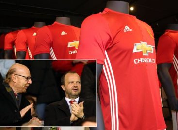 Manchester United announces record quarterly revenues