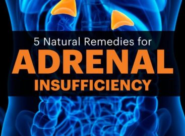Natural solutions for reversing adrenal insufficiency