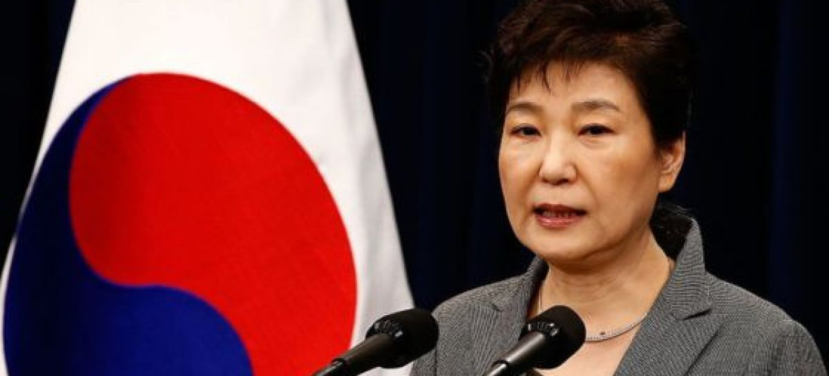 Court ousts South Korean leader, Park Geun-hye