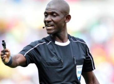 FIFA bans Ghanaian referee for life
