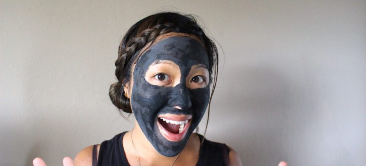Activated charcoal for beautiful skin + homemade charcoal clay mask