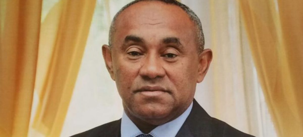 Ahmad ends Hayatou's 29-year reign in CAF