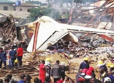 Engine failure, human error caused 2012 Dana Air crash – Report