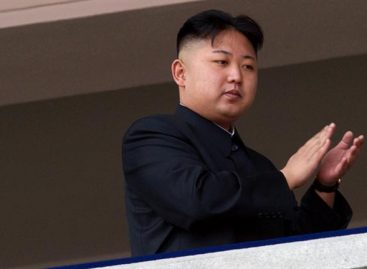 North Korea 'conducts high-thrust engine test'