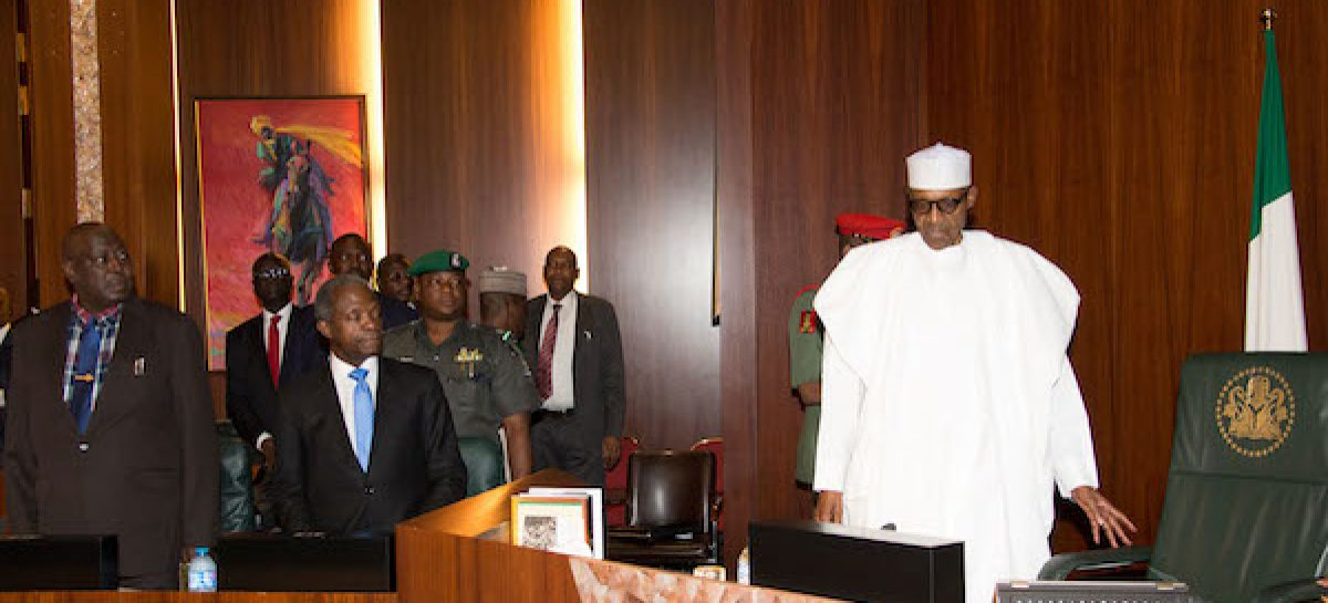 Again, Buhari misses FEC meeting