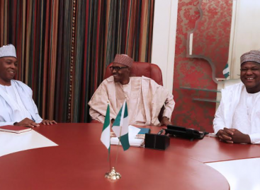 Buhari, Saraki, Dogara discuss Niger Delta, other issues