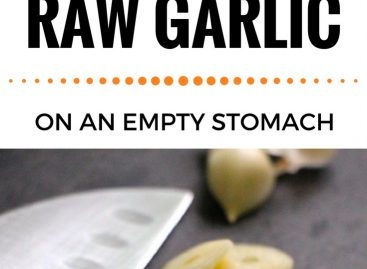 Benefits of consuming raw garlic on an empty stomach