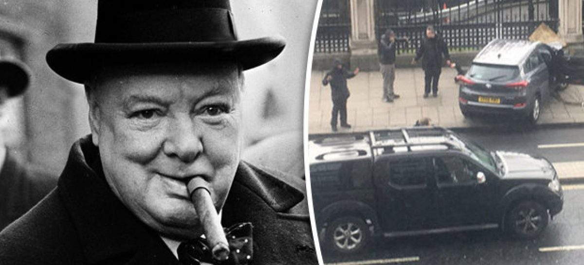 Westminster attack victim was Winston Churchill's window cleaner
