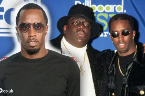 P.Diddy, others mark 20 years of 'Biggie's  assassination