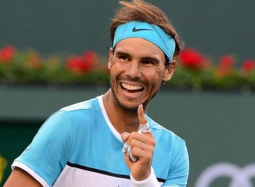 Nadal reaches last 16 at Indian Wells