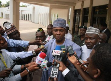 I have no power to reverse Ndume's suspension – Saraki