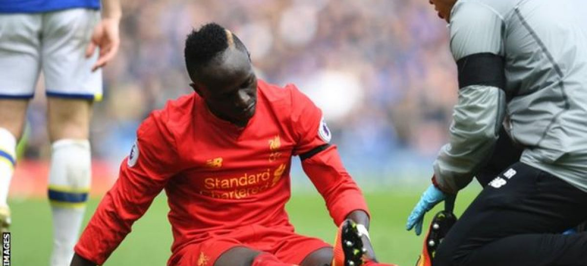 Sadio Mane out of season with knee injury