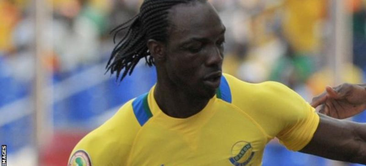 Gabonese ex-defender dies after slumping in training session