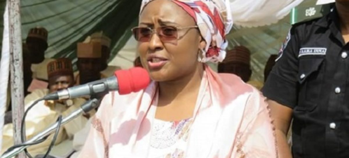 Aisha Buhari calls for more investment in out-of-school girls