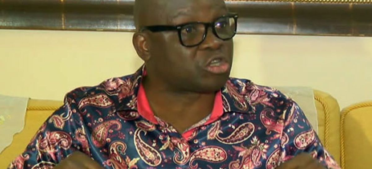 NIA appointment: Buhari an 'unrepentant sectional leader' – Fayose
