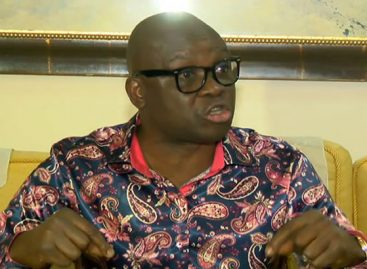 Fayose dares EFCC, offers to make himself available for questioning