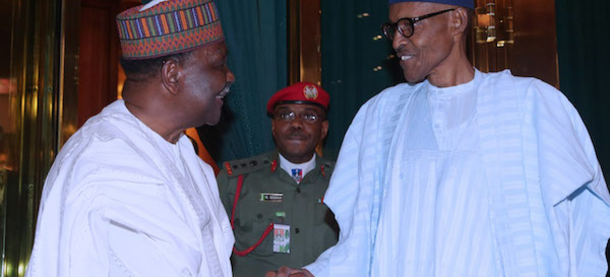 Keep doing your best for Nigeria, Gowon tells Buhari