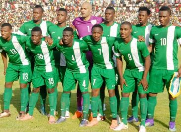 Nigeria's Super Eagles move up Fifa ranking
