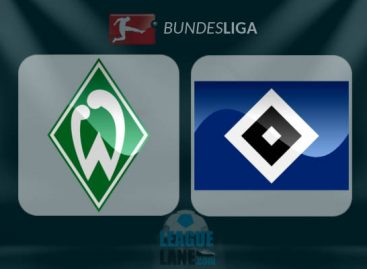 German Bundesliga fixtures for Sunday