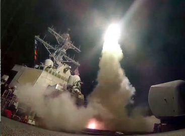 Quick facts about the Tomahawk cruise missile launched on Syria airbase