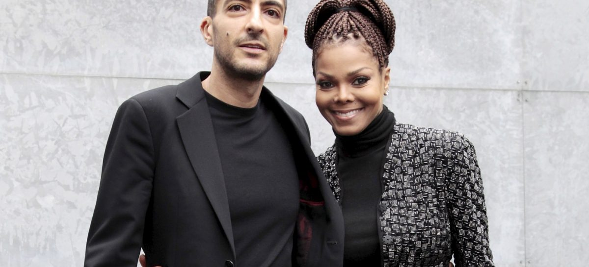 Janet Jackson separates from husband
