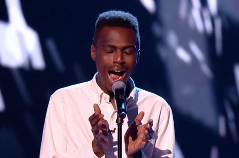 Nigerian wins The Voice talent show in UK