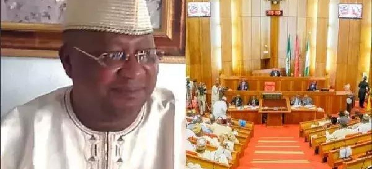 Senate adjourns plenary in honour of Isiaka Adeleke