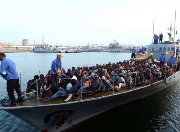 54 dead, 10,000 rescued off Libya coast in four days