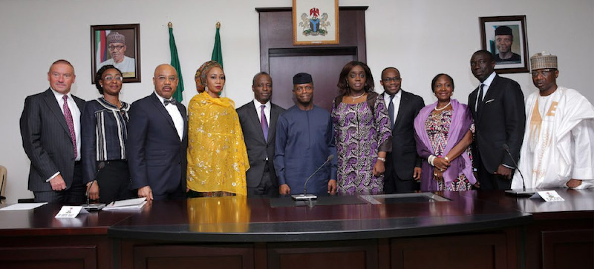 Osinbajo inaugurates board of Sovereign Investment Authority