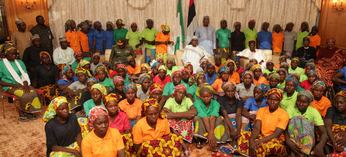 The 82 Chibok Girls and other stories