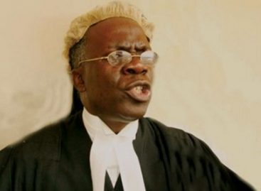 Buhari cant sign budget, Osinbajo shouldn't sign – Falana