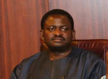 Adesina mourns Abacha's spokesman, David Attah
