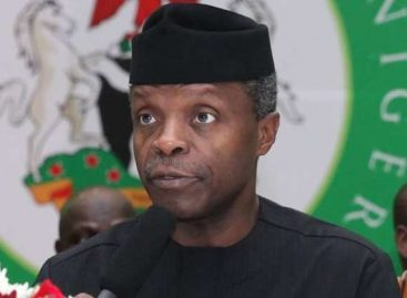 Nigeria demonstrates how African nations can solve own problems – Osinbajo