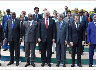 Osinbajo attends G7 summit in Italy