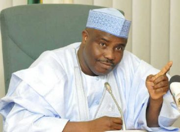 Finally, Tambuwal defects from APC, rejoins PDP
