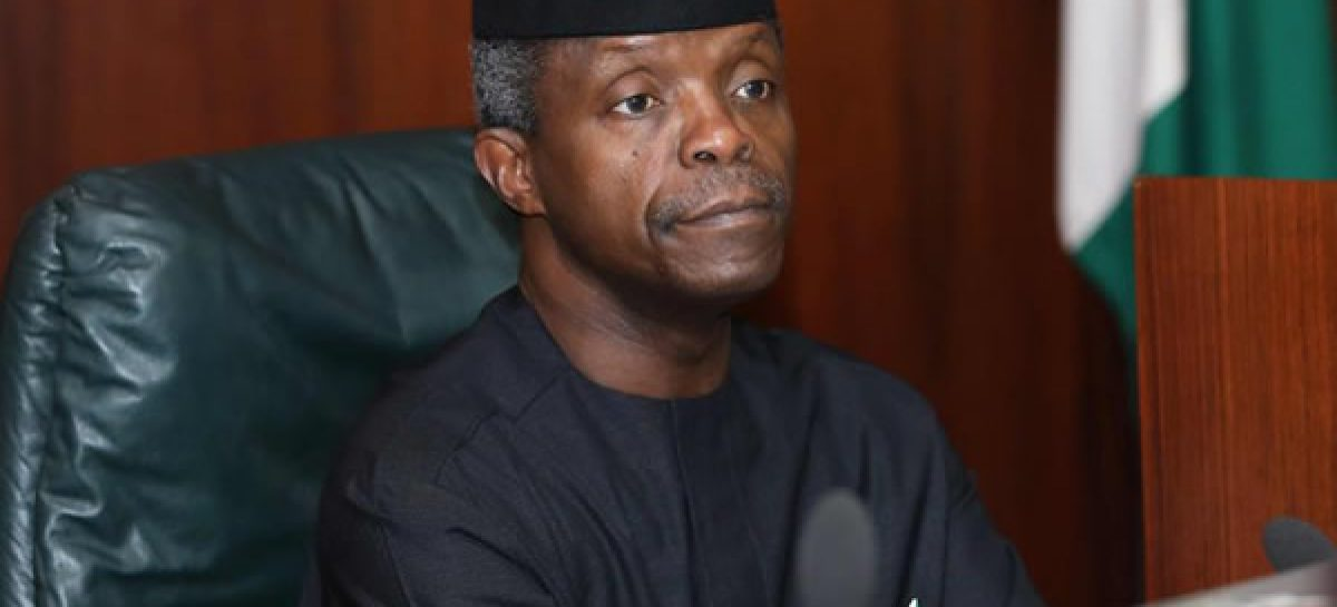 Despite challenges, we've delivered on our mandate – Osinbajo