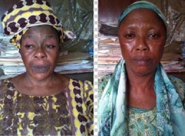 NDLEA arrests grannies taking 111 wraps of cocaine to U.S, Saudi